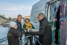 FødevareBanken runder 10.000 kilo i Kolding