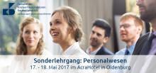 Newsletter KW 9 - Sonderlehrgang: Personalwesen / 62. Fachtagung der Fachgruppe Rehabiliationseinrichtungen