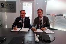 SATAIR AND CRANE AEROSPACE & ELECTRONICS SIGN EXCLUSIVE DEAL