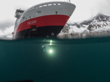Hurtigruten to introduce underwater explorer drones