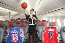 Norwegian sortea estradas para asistir al NBA London Game 2019