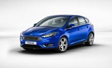 Ny Ford Focus pakket med avanceret teknologi