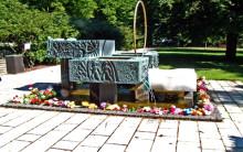 Vandalisering på Pauli mellersta kyrkogård