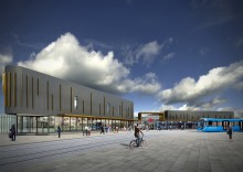 Work to begin on major cycle facility at new Wolverhampton station