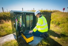 Full steam ahead - fibre fund boosts fast broadband roll-out to Staffordshire rural communities