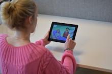 Lärande spel förbereder sjuksköterskestudenter inför möte med patienter och närstående vid vård i livets slut