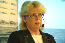 Miljöministern i paneldebatt om båtbottenfärger på Allt för Sjön