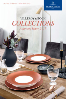 Dossier de presse Collections 2019