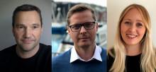 Sjømatrådet ønsker tre nye ansatte velkommen