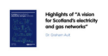 The Scottish Government's 'A Vision for Scotland's Electricity and Gas Networks' – Smarter Grid Solutions highlights