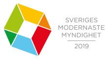 Tre myndigheter kan bli Sveriges modernaste 2019