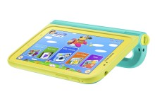 Husfred med barnevennlige Samsung Galaxy Tab 3 Kids