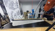 The turbine blade that amazes scientists