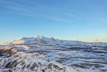 Ny rekord for vindkraft i Norden