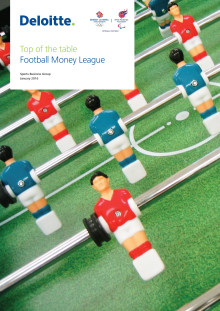 Deloitte Football Money League: