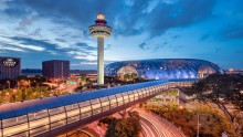 Changi Airport Group's results for FY2019/20