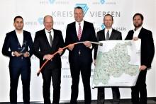 Geförderter Glasfaserausbau: Kreis Viersen will mit Deutsche Glasfaser flächendeckend in die digitale Zukunft