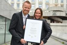Husbanken vant pris for årets digitale tjeneste