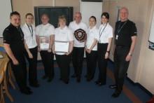 Adult Volunteers Rewarded by Police Scotland