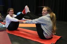 Wohltuende Übungen für Körper und Geist