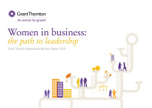 Women in business: the path to leadership
