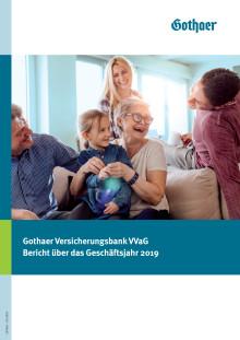Geschäftsjahr 2019: Gothaer Versicherungsbank VVaG