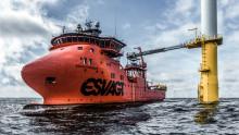 Mød ESVAGT på Offshore Wind Energy 2017