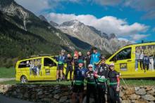 AF Gruppen forlenger og utvider samarbeidet med skiskytterne