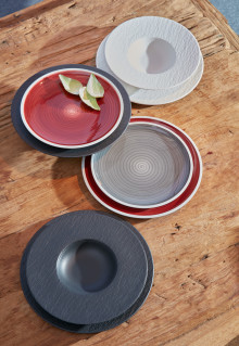 Manufacture Rock, Rouge and Gris: Unusual Design for the Modern Lifestyle