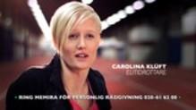 Carolina Klüft medverkar i Memiras nya reklamfilm