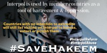 Now Hakeem is free, legal action against Interpol is a must