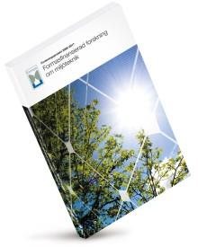Formas presenterar 160 miljöteknikprojekt