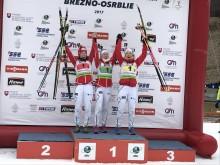Nytt norsk gull og sølv i junior-VM