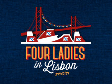 The guests have spoken... Fred. Olsen Cruise Lines' next fleet get-together is named 'Four Ladies in Lisbon' in social media poll