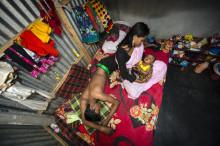 Die deutsche Fotografin Sandra Hoyn gewinnt bei den Sony World Photography  Awards