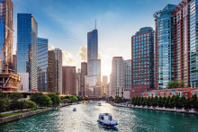 Norwegian s'envole vers le Midwest et lance un vol direct vers Chicago,  à partir de 169,90€ aller simple