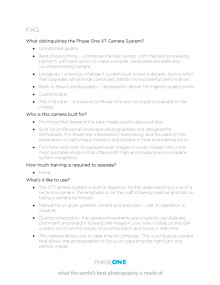 XT FAQ