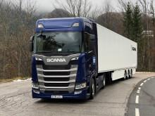 Effizient, kraftvoll, mit außergewöhnlicher Performance: der Scania 540 S