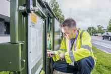 Leicestershire plays leading role in Britain achieving 95 per cent superfast broadband target