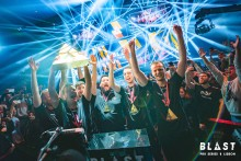 BLAST Pro Series modtager stor pris i Portugal