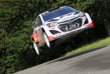 Storeslem for Hyundai i motorsport.