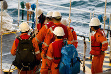 It's Time for a Sea Change in Maritime Crew Wellbeing