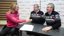 Vi fornyer hovedsponsoravtalen med langrennslandslaget