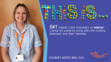 Health Care Assistants play a vital role within the ellenor team