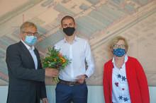 """Johannes Thyssen Tishman gewinnt """"DAAD-Preis für hervorragende Leistungen ausländischer Studierender an deutschen Hochschulen"""""""