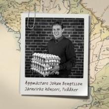 ÄGGMÄSTARE JOHAN BENGTSSON