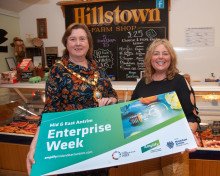 Packed programme of events planned for Mid and East Antrim Enterprise Week