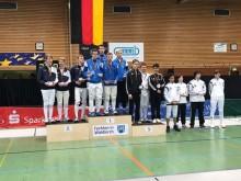Den Deutschen Meistertitel verteidigt – mit Cochlea-Implantat (CI)