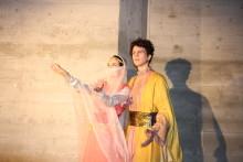 Ornamentreiche Klangteppiche: ‹Ekmek-Kadaif› – humorvoll inszeniert von der Eurythmie-Bühne am Goetheanum