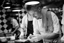 ​Fotografiska's restaurant is the second best in the world